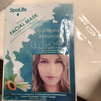 SpaLife Mens Infused Facial Mask uploaded by Jen W.