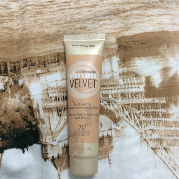 Photo of Maybelline Dream Velvet™ Foundation uploaded by Nur A.