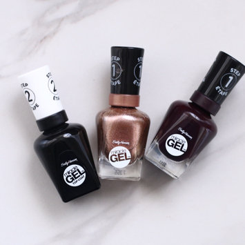 Photo of Sally Hansen® Miracle Gel™ Nail Polish uploaded by T P.