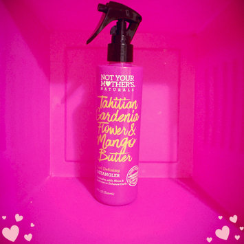 Photo of Not Your Mother's® Naturals Tahitian Gardenia Flower & Mango Butter Curl Defining Detangler uploaded by Tabitha J.