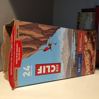 Clif Bar Chocolate Chip & Crunchy Peanut Butter Energy Bar Variety Pack uploaded by Christen F.