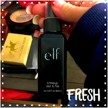 Photo of e.l.f. Studio Makeup Mist uploaded by Maria L.