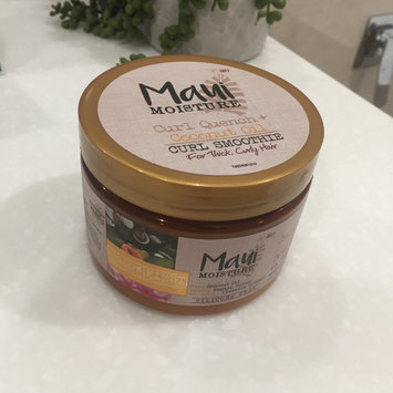 Photo of Maui Moisture Curl Quench +Coconut Oil Curl Smoothie uploaded by Rosie R.