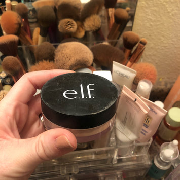 Photo of e.l.f. High Definition Powder uploaded by Krystal A.