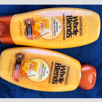 Photo of Garnier Whole Blends  Honey Treasures Repairing Shampoo uploaded by Charnel G.