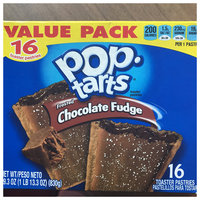 Kellogg's Pop-Tarts Frosted Chocolate Fudge Toaster Pastries uploaded by Emily A.