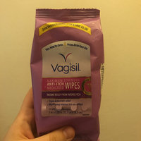 Vagisil Anti-Itch Medicated Wipes uploaded by Sophie B.