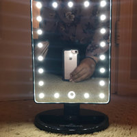 Impressions Vanity Co. Touch 2.0 Dimmable Led Vanity Mirror, Size One Size - Matte Champagne Gold uploaded by Hanna D.