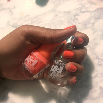 Photo of L.A. Colors Color Craze Extreme Shine Gel Polish uploaded by AneysiaWhite W.