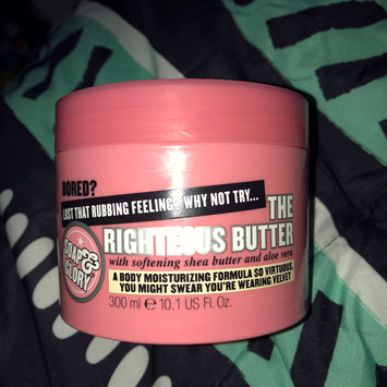 Photo of Soap & Glory The Righteous Body Butter uploaded by Amy G.