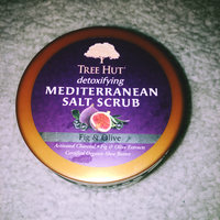 Tree Hut Fig & Olive Mediterranean Salt Scrub uploaded by Shaina⠀⠀⠀⠀⠀⠀⠀⠀☠☄♡☄♡☄♡☄☠ S.