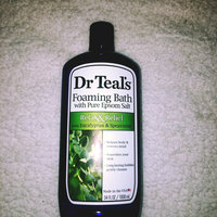 Dr. Teal's Relax & Relief Foaming Bath uploaded by Shaina⠀⠀⠀⠀⠀⠀⠀⠀☠☄♡☄♡☄♡☄☠ S.