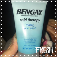 BenGay Cold Therapy Gel uploaded by Lucy M.