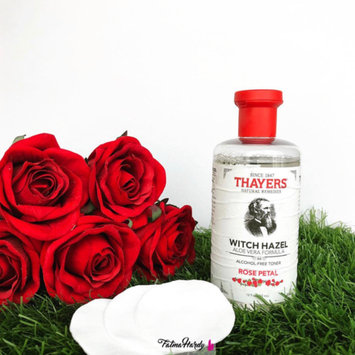 Photo of Thayers Alcohol-Free Rose Petal Witch Hazel Toner uploaded by Fatma M.