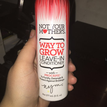 Photo of Not Your Mother's® Way to Grow Leave-In Conditioner uploaded by Alicia B.