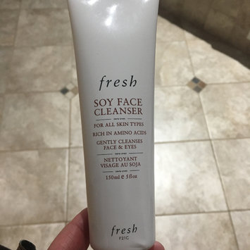 Photo of fresh Soy Face Cleanser uploaded by Tanya M.