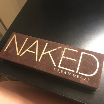 Photo of Urban Decay Naked Palette uploaded by Bailey A.