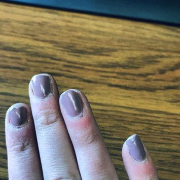 Photo of Sally Hansen® Miracle Gel™ Nail Polish uploaded by Kayton P.