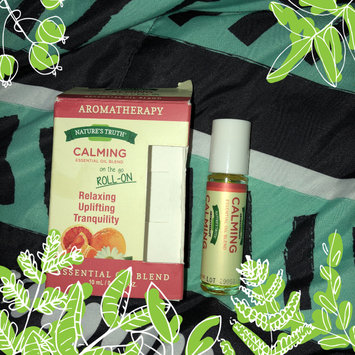 Photo of Nature's Truth® Aromatherapy Calming On The Go Roll-On Essential Oil Blend 0.33 fl. oz. Box uploaded by Amy G.