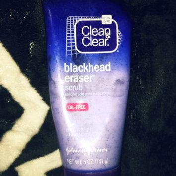 Photo of Clean & Clear® Blackhead Eraser™ Scrub uploaded by Camela M.