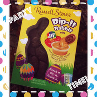 Russell Stover Easter Milk Chocolate Dip-it Rabbit with Peanut Butter 6 oz uploaded by Faith M.