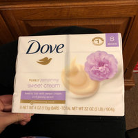 Dove Purely Pampering Sweet Cream and Peony Beauty Bar uploaded by Amy G.