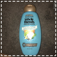 Garnier Whole Blends Coconut Water & Vanilla Milk Extracts Hydrating Shampoo uploaded by Amy G.