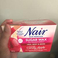 Nair Body Wax Kit Microwaveable Salon Divine Sensual Orchid Hair Remover 14 Oz Box uploaded by Ann M.