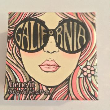 Photo of Benefit Cosmetics GALifornia Powder Blush uploaded by Sarah J.