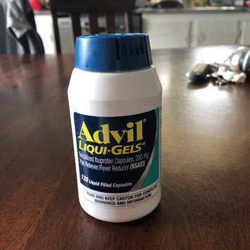 Photo of Advil Liqui-Gels uploaded by Amy G.