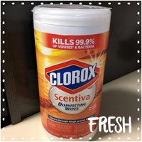Colorox Sales CLO31632EA Clorox Scentiva Disinfecting Wipes - Hawaiian Sunshine uploaded by Jamie B.