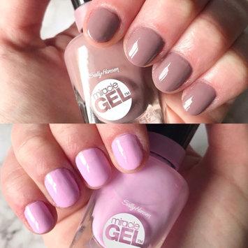 Photo of Sally Hansen® Miracle Gel™ Nail Polish uploaded by Nina P.