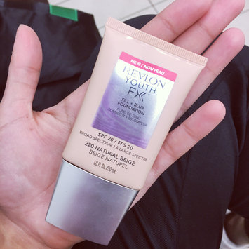 Photo of Revlon Youth Fx Fill + Blur Foundation uploaded by Beenish A.
