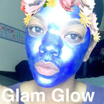 Photo of GLAMGLOW GRAVITYMUD™ Firming Treatment Sonic Blue Collectible Edition Tails uploaded by Christina M.