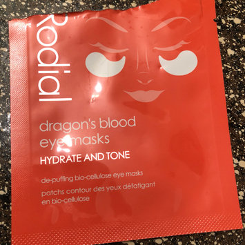 Photo of Rodial Dragons Blood Eye Masks 8 ct uploaded by Amber B.