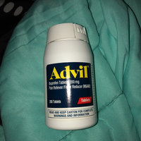 Advil® Tablets 200mg uploaded by Amy G.