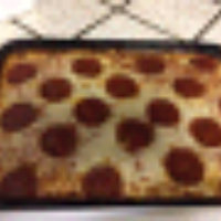 DIGIORNO Crispy Pan Pepperoni Frozen Pizza 26 oz. Box uploaded by Crystal D.