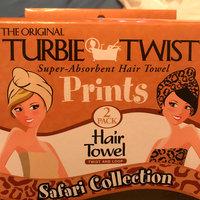 Turbie Twist Microfiber Super Absorbent Hair Towel uploaded by Samantha C.