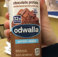 Odwalla Protein Shake Chocolate uploaded by Laura F.
