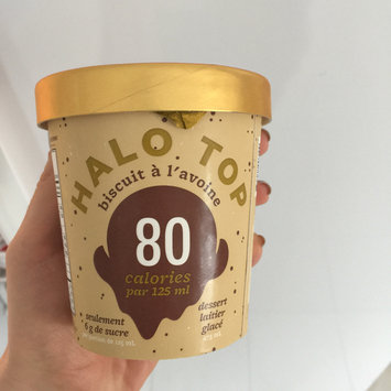 Photo of Halo Top Oatmeal Cookie Ice Cream uploaded by Anastasia K.