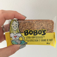 Bobos Oat Bars Bobo's Oat Bars Gluten-Free Bar uploaded by Anastasia K.