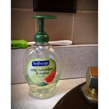 Photo of Softsoap® Crisp Cucumber & Melon Liquid Hand Soap uploaded by Amy G.