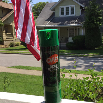 Photo of Off!® Deep Woods® Insect Repellent 11 oz. Aerosol Can uploaded by Maine F.