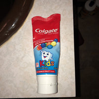 Colgate® Kids Cavity & Enamel Protection Toothpaste Mild Bubble Fruit® uploaded by Amy G.