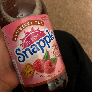 Photo of Snapple All Natural Raspberry Tea uploaded by kai f.