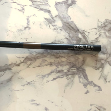 Photo of Smashbox Brow Tech Matte Pencil uploaded by Sonia P.