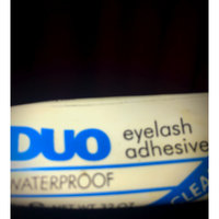 DUO Eyelash Adhesive Clear uploaded by Fahmida H.