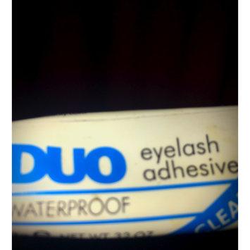 Photo of DUO Eyelash Adhesive Clear uploaded by Fahmida H.