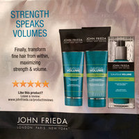 John Frieda® Luxurious Volume 7 Day Volume In-Shower Treatment uploaded by Sonia P.