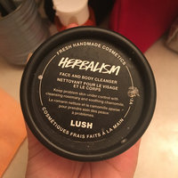 LUSH Herbalism Face and Body Cleanser uploaded by Kemsy P.